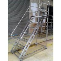 青岛胶州厂家直销 登高梯 车间用梯 仓储用梯
