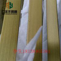 浙江厂家直销拉丝黑钛金不锈钢 彩色管方管圆管60*0.7*1.0图片