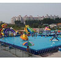 新疆哈密儿童水上乐园支架水池夏季支架水池大放送啦