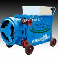硕阳机械供应JZB-114挤压式注浆泵 高压力的注浆机