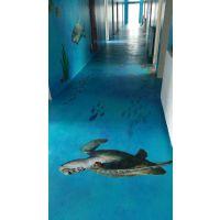 厂家订制个性化图案3D耐磨PVC地板