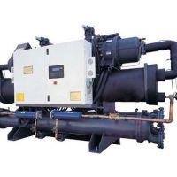 华盛厂家推荐水源热泵各种末端设备