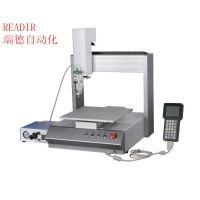 北京涂胶机器人 深隆STT1009 自动涂胶机 涂胶机器人 玻璃涂胶机器人 全自动玻璃涂胶生产线