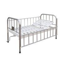 山东众佳ZJ-E24B不锈钢单摇婴儿床