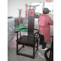 供应重庆宏森古典中式实木家具-中式家具厂-椅子、条案、画案、班台类