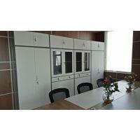 新疆资料柜铁皮文件柜乌鲁木齐钢制文件柜中二斗文件柜