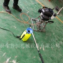 便携式地质勘探取芯钻机 鲁恒液压回转式钻机 轻型背包钻机