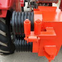 拖拉机头安装绞磨机线路施工四轮绞磨鼎力现货