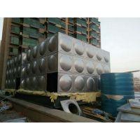 安阳不锈钢消防水箱保温水箱圆形水箱方形水箱厂家定制
