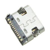 YANDA 插件 3.1TYPE-C 3脚180度立式公头三插脚立式贴片 MC-311D