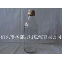 山东林都供应250毫升钠钙口服液玻璃瓶