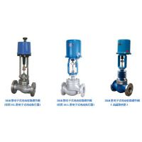ZDLM电子式电动套筒实用可靠法兰调节阀