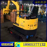 硕阳机械1.2吨履带式液压挖掘机
