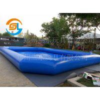 厦门儿童充气游泳池非常耐用三乐厂专业订制