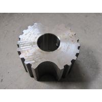 专业生产不锈钢链轮 齿轮传动件 网带机械加工件以及输送设备欢迎订购
