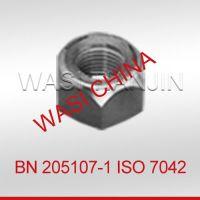 全金属锁紧螺母BN205107ISO7042