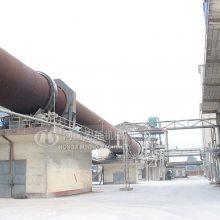 年产300万方水泥生产回转窑,景德镇美国奥特回转窑