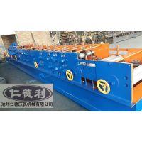 供应上海仁德80-300C型钢生产加工设备、C型钢压型机械 建材生产加工机械