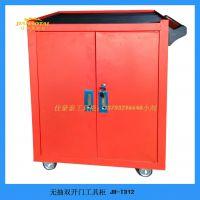 批发重型储物柜强力载重 吉林蛟河市装配工具车 螺丝加固