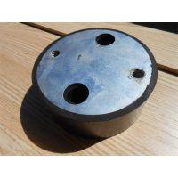 杭州橡胶减震器厂 冲击夯天然橡胶减震垫