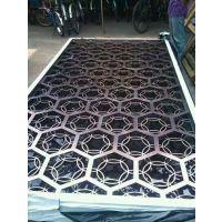 镂空不锈钢玫瑰金镜面花格 高端装饰屏风厂家