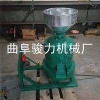 骏力供应 五谷杂粮碾米机 谷子电动脱壳机