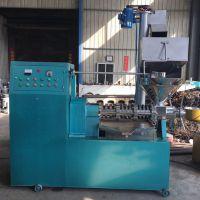 125新型螺旋榨油机设备 花生大豆专业榨油机设备厂家