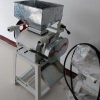 热销多功能粮食破碎机 对辊式电动破碎机 油坊专用豆子【破瓣机】