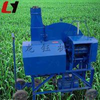 中小型铡草机厂家 全新铡草机报价 安全可靠