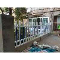 庭院pvc围墙护栏,南京pvc围栏,南京别墅pvc围墙护栏安装