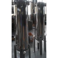 304材质 耐压10公斤精密过滤器,氩弧单面焊 双面成型 二次焊接