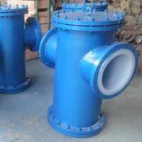 衬氟蓝式过滤器及滤筒_机械设备