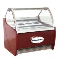 Q5-1300冰淇淋展示柜,意式冰淇淋,圆桶冰淇淋,制冷设备,豪华国际品牌,一米三的冰淇淋展示柜,