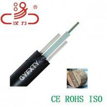 浙江汉力 通信光纤光缆 GYXTS 2-12芯-B1-G652B室外光缆
