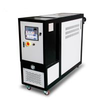 覆膜机辊筒控温模温机,复合机油循环加热器