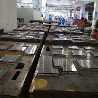大型数控龙门CNC数控龙门铣对外加工 机架焊接 钣金加工