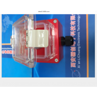 骊创【XJA-1SARN】事故按钮单孔红色增票保证欢迎订购