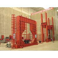 金北程专业制作加工地铁专用反力架、始发托架等钢结构工程