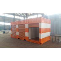 双朋特种集装箱 20尺仓储集装箱/设备箱