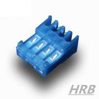 HRB 供应2.54MM IDC刺破连接器_鸿儒180度带角刺破连接器