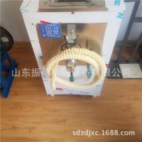 云南 经典款食品膨化机 7用麻花型膨化机 振德视频 单缸汽油膨化