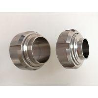 不锈钢圆螺纹活接组件 T型螺纹组件