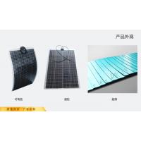 厂家招商48V60V72V电动车老年代步车电动三轮车单晶柔性太阳能板