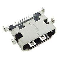 GR插件HDMI-019P 外形尺寸:18.3mm*12.5mm*5.5mm