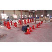 大连市单级消防泵XBD13/80-HY喷淋泵 消火栓泵 控制柜 稳压设备