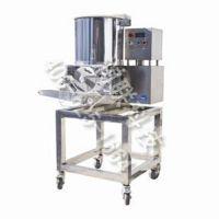 海阳全自动不锈钢汉堡成型机 HDNC100-I全自动不锈钢汉堡成型机的具体说明