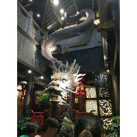 东方巨龙雕塑