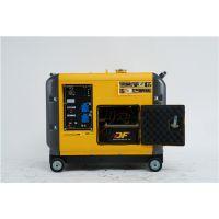 8kw静音柴油发电机,企业应急