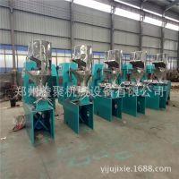 郑州120型多用途榨油机设备生产厂家  榨油机生产视频