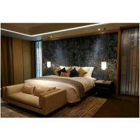 酒店艺术品设计之手绘壁纸51A设计机构